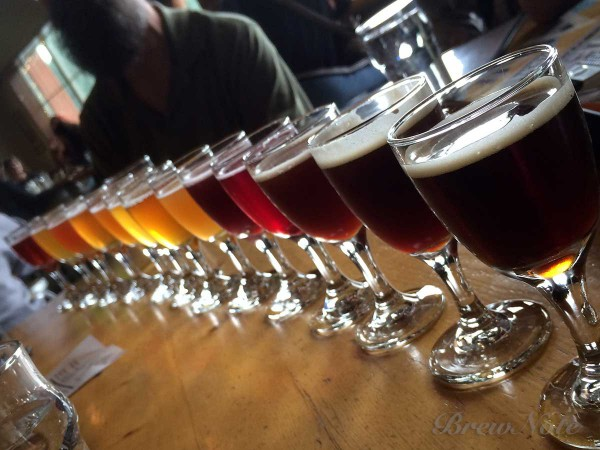 Cascade Brewing Sour Ale Tasting Set